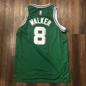 Kemba Walker Celtics Jersey Stitched